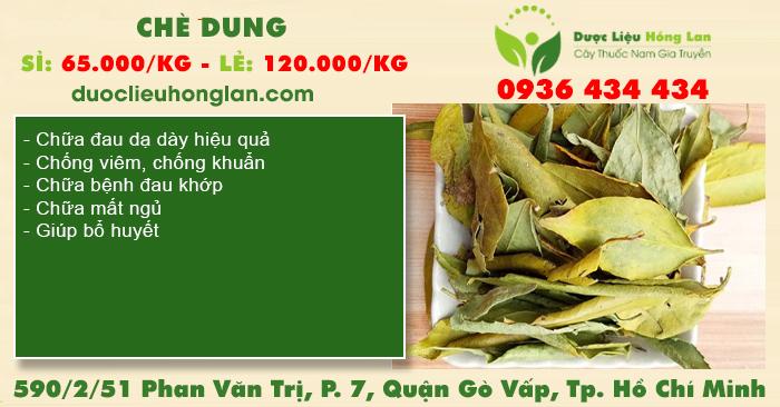 Cây Lá Chè Dung