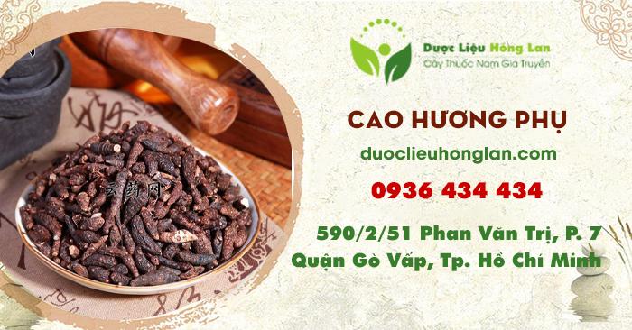 Cao Hương Phụ