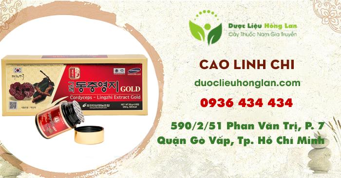 Cao Linh Chi